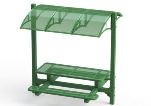 320-P6 Canopy Table Image