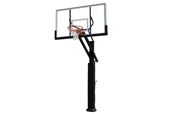 186SS Grizzly Adjustable Basketball-Breakaway Goal Image