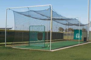 350SS Pro Tunnel Nets Image
