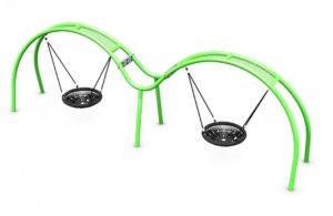 67948 - Double Oval Swing Image