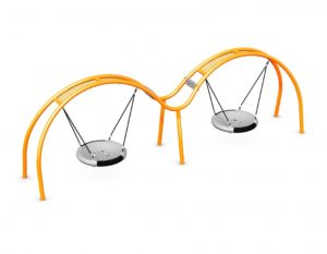 65221 - Double Flying Saucer Swing Image