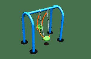 "65214 - 5"" Solobay Swing Image"