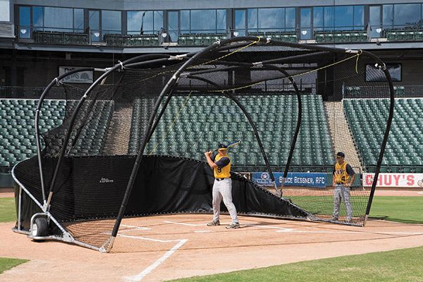 326SS - Ryan Express Batting Cage Image