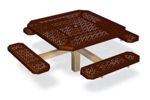 """SF-173 - Single Ped Table 46"""" Ingr Image"""