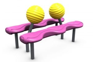 68124 - Drizzle Pod Bench Image