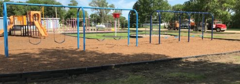 Does your playground meet ADA standards?